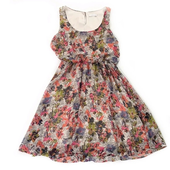 Lush Dresses & Skirts - Lush • Floral Watercolor Dress
